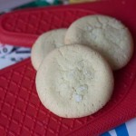 crisp sugar cookie