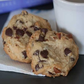European Style Butter Chocolate Chip