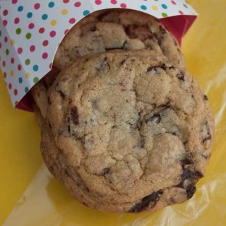 ChefSteps Chocolate Chip Cookies