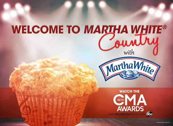 Martha White CMA Awards