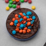 School Colors Brownies