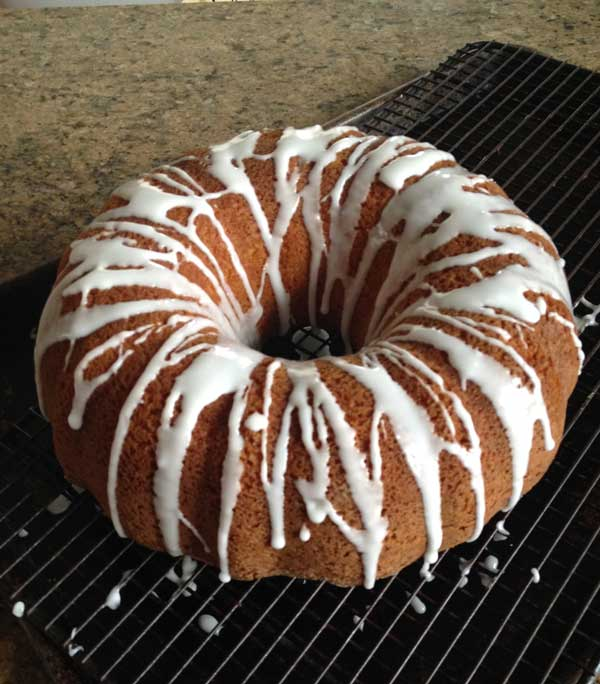 Pineapple Upside Cake From Scratch: Duncan Hines Pineapple Pound Cake
