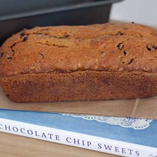 Chocolate Chip Sweets Pumpkin Bread
