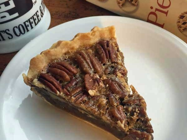 smooth pecan pie