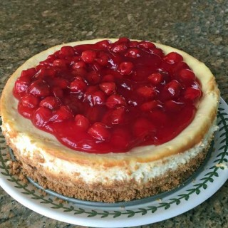 Fluffy Cheesecake