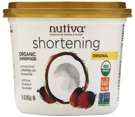 Nutiva Shortening Review
