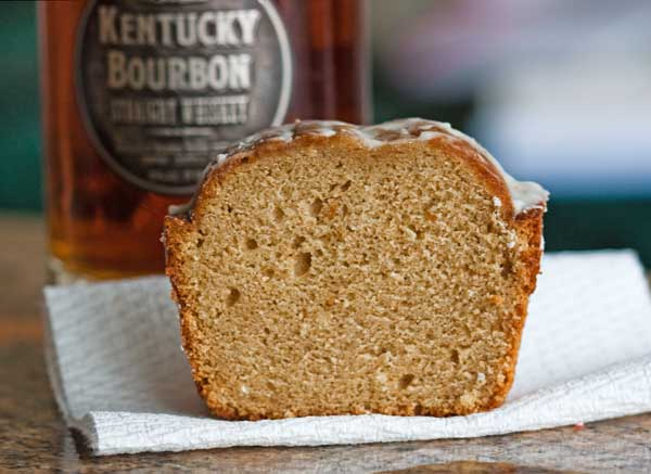 brown sugar bourbon loaf