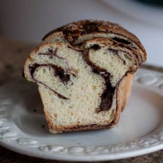 Chocolate Babka Mini Loaves