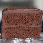 Chocolate Honey Cake