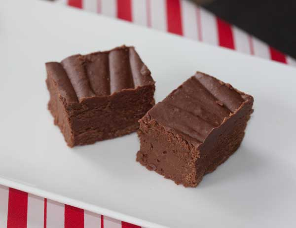 fudge without a candy thermometer