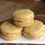 almond meal macarons
