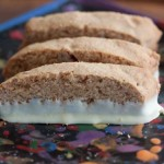 Muffin Mix Biscotti