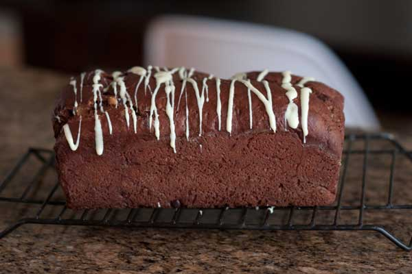 platinum yeast chocolate bread