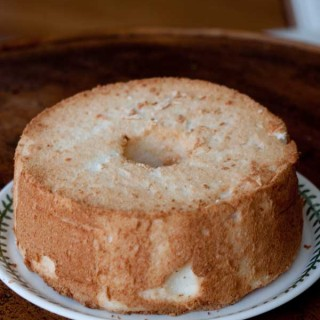 Basic Angel Food Cake Recipe
