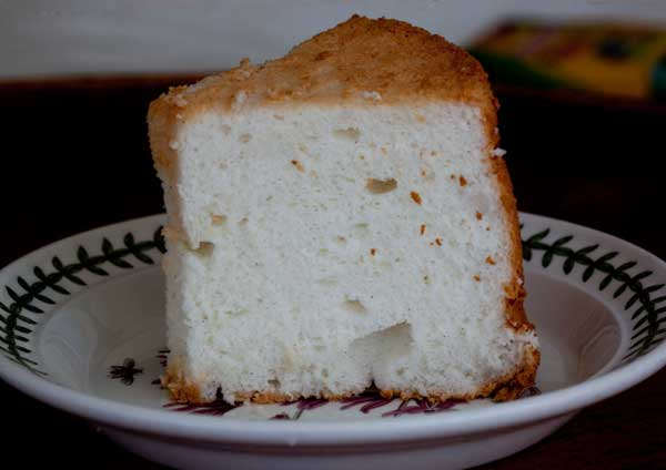 basic angel food cake