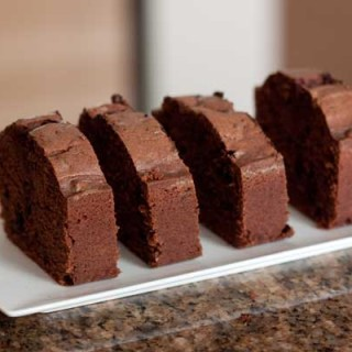chocolate quick bread