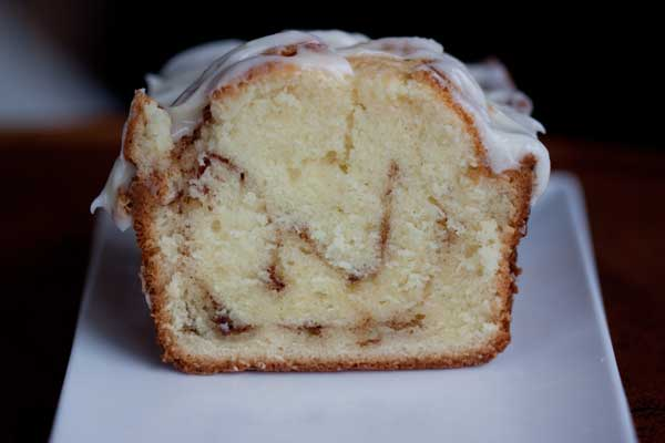 Cinnamon Roll Pound Cake Cookie Madness