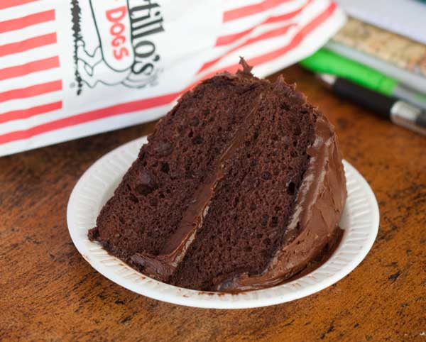 Recipe Portillo Chocolate Cake