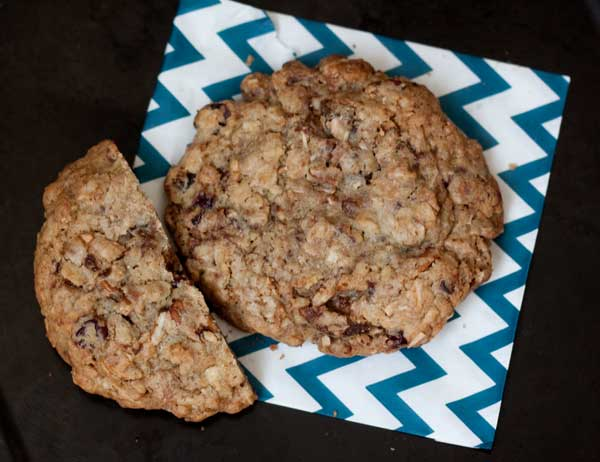 Martha Bakes & Martha Bakes Giant Kitchen Sink Cookies - Cookie Madness