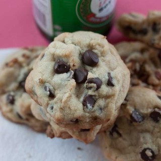 Soy Sauce Chocolate Chip Cookies