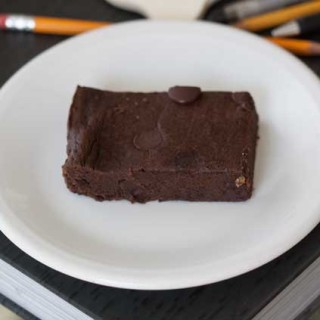 Favorite Black Bean Brownies