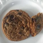 Vegan Chocolate Chip Cookies with Date Puree