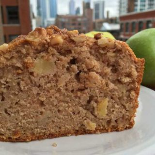 Cinnamon Apple Cider Bread for Fall