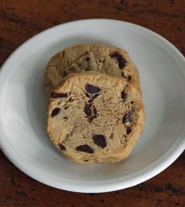 gluten free vegan chocolate chunk