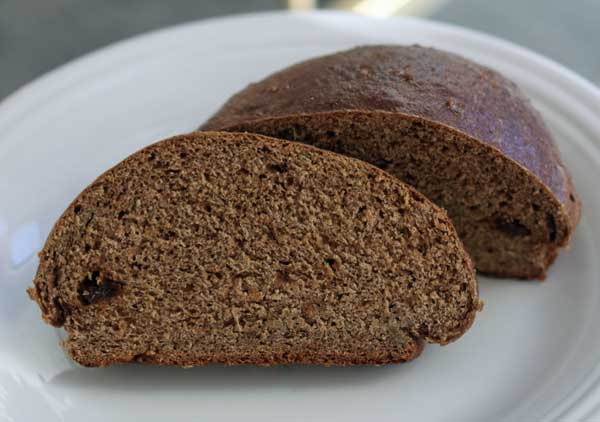 Russian Black Bread - Cookie Madness