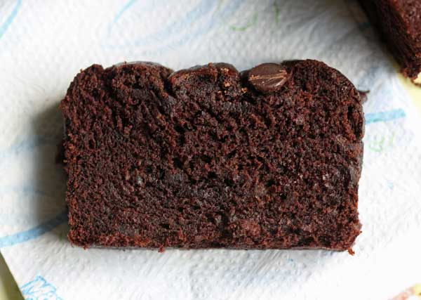 mexican chocolate banana bread