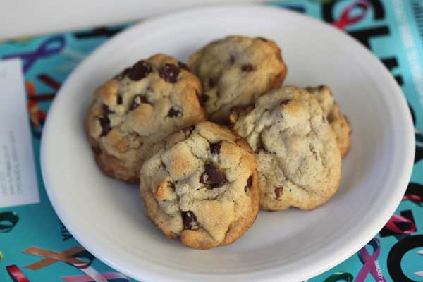 Michelle Obama's Chocolate Chip Cookies