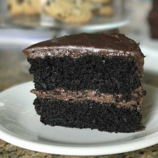 All Time Favorite Black Magic Cake