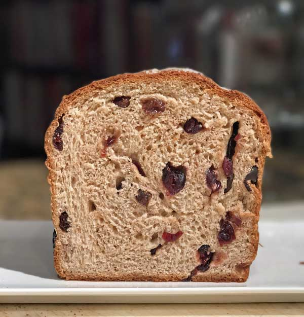 basic raisin bread