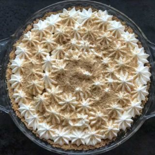 Cooking Light Mexican Chocolate Cream Pie