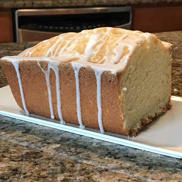 Boyajian Lemon Oil Pound Cake