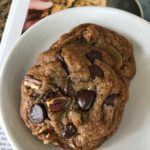 Chocolate Chip Cookies for Grown-Ups
