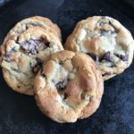 Ultimate Salted Chocolate Chunk Cookies