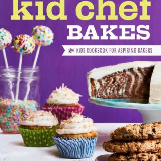 Kid Chef Bakes Soft Pretzel Sticks