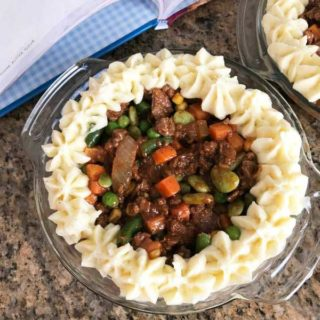 lost shepherds pie