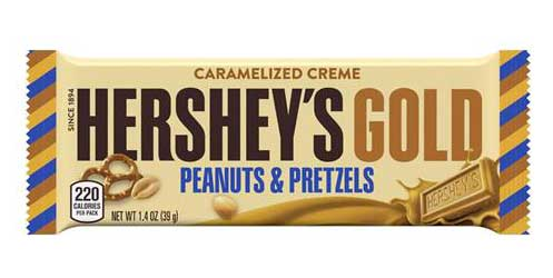 Hershey's Gold Cookies