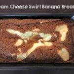 Cream Cheese Swirl Banana Bread