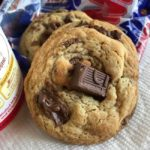 Malted Milk Chocolate Chunk Cookies