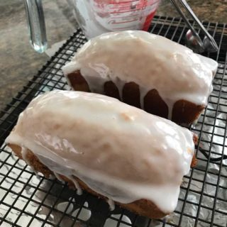lemon paste lemon pound cake