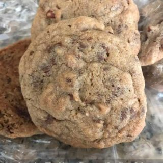 Sue's Toffee Crunch Cookies