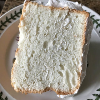 Wondra Flour Angel Food Cake