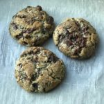 rye cranberry chocolate chunk