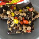 Reese's Baking Cups and Pieces Brownies