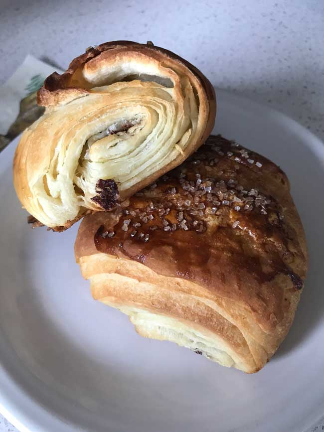 Small Batch Pain au Chocolate
