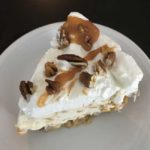 Crunchy Ice Cream Pie