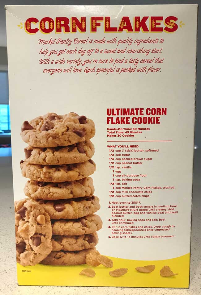 Ultimate Corn Flake Cookies